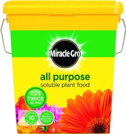 Miracle Gro All Purpose Soluble Plant Food 2 kg Tub Makes 720 Litres FREE P&P